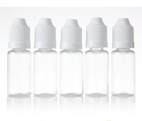 Empty 10ml bottles