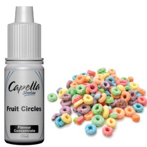 Capella Silverline Fruit Circles