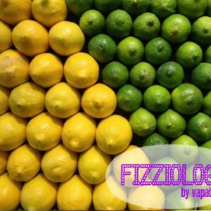 Fizzy Lemon & Lime